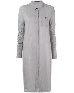 Rundholz платье рубашка в полоску Rundholz