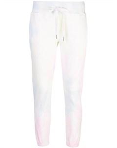 Nsf спортивные брюки с принтом тай дай Nsf