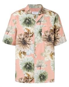 President s рубашка с цветочным принтом President's