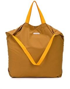 Engineered garments объемная сумка тоут Engineered garments