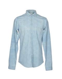 Джинсовая рубашка Petruccioli