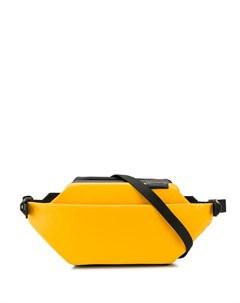Cote ciel поясная сумка со вставками Côte&ciel