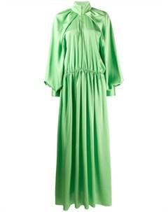 Jourden платье рубашка с длинными рукавами 40 зеленый Jourden