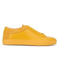 Koio кеды capri 36 желтый Koio