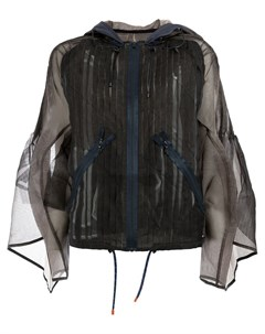 Quetsche куртка в стиле оверсайз Quetsche