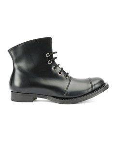 Christopher nemeth сапоги со шнуровкой 26 черный Christopher nemeth