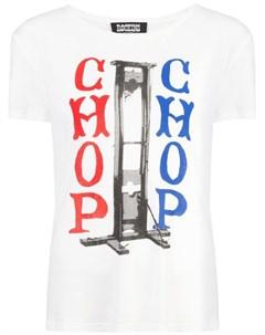 Rockins футболка chop chop Rockins