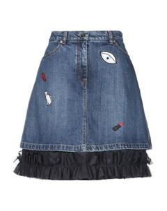 Джинсовая юбка Vivetta