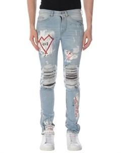 Джинсовые брюки Mjb marc jacques burton