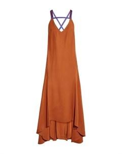 Платье миди Roksanda