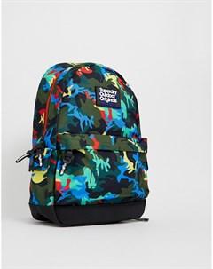 Камуфляжный рюкзак Montana Superdry