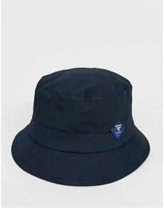 Темно синяя панама Gully Темно синий Barbour beacon