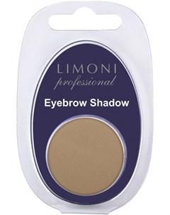 Тени для бровей 05 Еyebrow Shadow Limoni