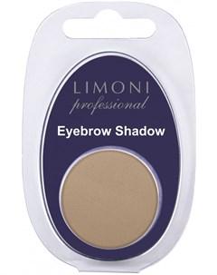 Тени для бровей 03 Еyebrow Shadow Limoni