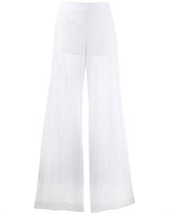 Daizy shely брюки с английской вышивкой 42 белый Daizy shely