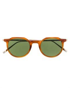 Salvatore ferragamo eyewear солнцезащитные очки в квадратной оправе Salvatore ferragamo eyewear
