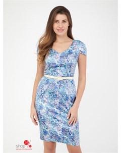 Платье цвет голубой Alena alenkina