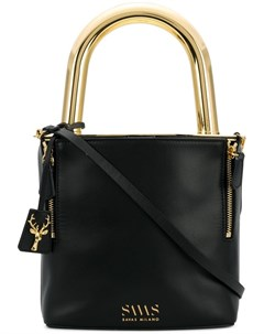 Savas сумка через плечо lucchetto один размер черный Savas