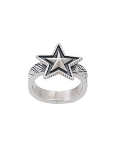 cody sanderson кольцо small star s металлик Cody sanderson