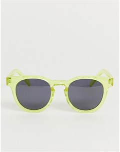 Желтые солнцезащитные очки Wellborn II Желтый Vans