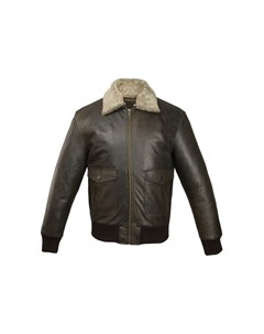 Кожаная куртка Zerimar