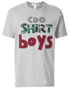 Comme des garcons shirt boys Comme des garçons shirt boys
