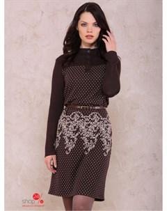Платье цвет коричневый Bravissimo