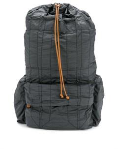 jil sander объемный рюкзак на шнурке Jil sander