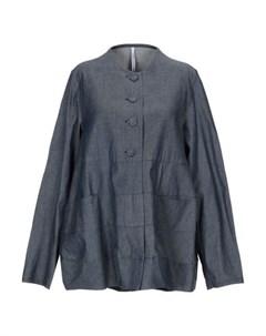 Джинсовая верхняя одежда Corinna caon
