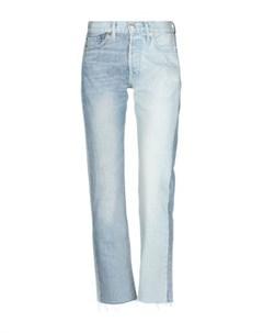 Джинсовые брюки Demna gvasalia