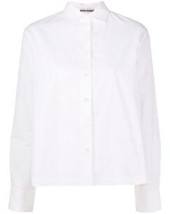 Jourden рубашка со вставками 42 белый Jourden