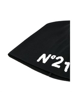 n?21 шапка с логотипом No21