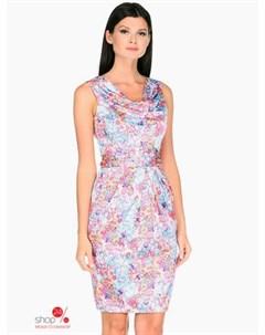 Платье цвет мультиколор Alena alenkina