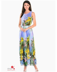 Платье цвет сиреневый Alena alenkina