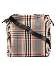 juun j сумка на плечо в клетку один размер разноцветный Juun.j