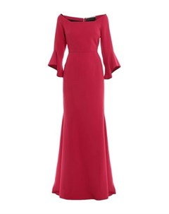 Длинное платье Roland mouret