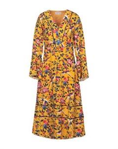 Платье длиной 3 4 Tanya taylor