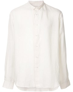 Sartorial monk рубашка свободного кроя нейтральные цвета Sartorial monk