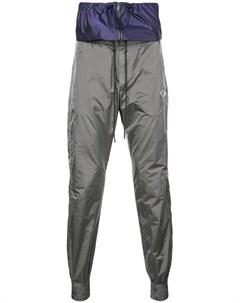 D gnak спортивные брюки с двойным поясом D.gnak