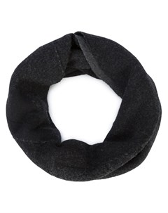 Label under construction шарф хомут в двух тонах один размер серый Label under construction