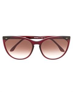 Thierry lasry солнцезащитные очки swappy 61 красный Thierry lasry