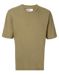 Margaret howell базовая футболка Margaret howell