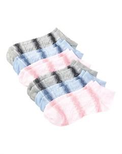 Носки под сникерсы 6 пар Bonprix