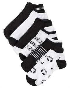 Носки короткие 6 пар Bonprix