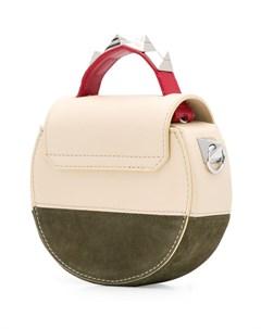 Salar сумка через плечо carol один размер нейтральные цвета Salar