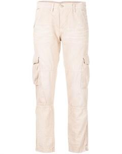 Nsf брюки карго basquiat нейтральные цвета Nsf