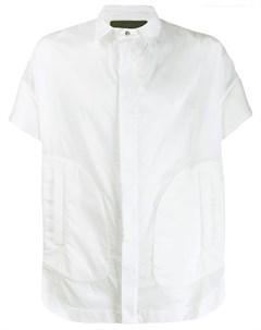 Di liborio рубашка с короткими рукавами 48 белый Di liborio