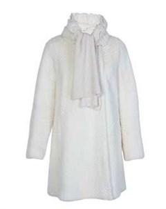 Меховое пальто Symetrie