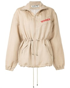 aalto куртка ветровка 36 коричневый Aalto