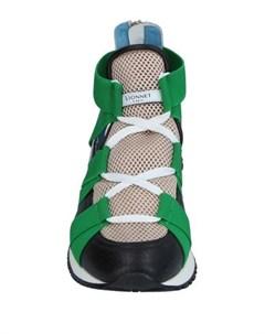 Кеды и кроссовки Vionnet